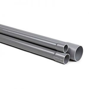 Трубы ПВХ (PVC-U) для питьевой воды с давлением 4 бар