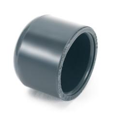 Заглушка ПВХ для промышленности клеевая большой диаметр