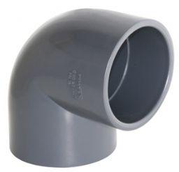 Колено 90° НПВХ для воды
