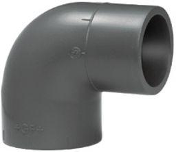 Колено 90° НПВХ редукционное для воды