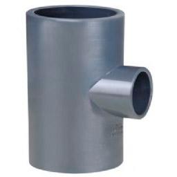 Тройник НПВХ редукционный для воды клеевой