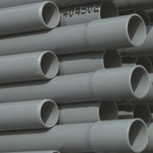 Пластиковые трубы из ПВХ (PVC-U)