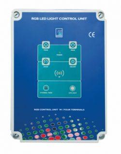 Панель управления RGB LED лампами (I)