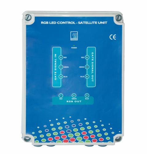 Спутниковая панель управления RGB LED лампами 05073221S