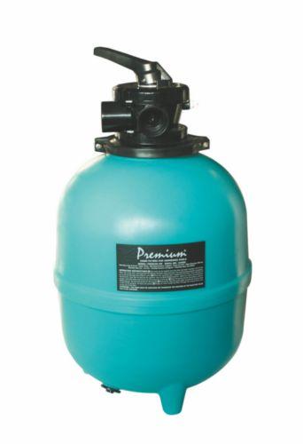 Фильтр для бассейна песчаный Premium с верхним подключением
