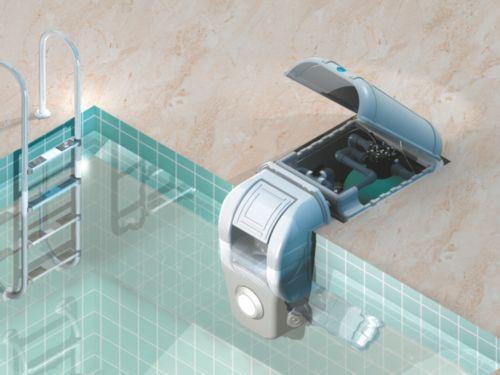 Навесная фильтровальная установка для бассейнов Deckon