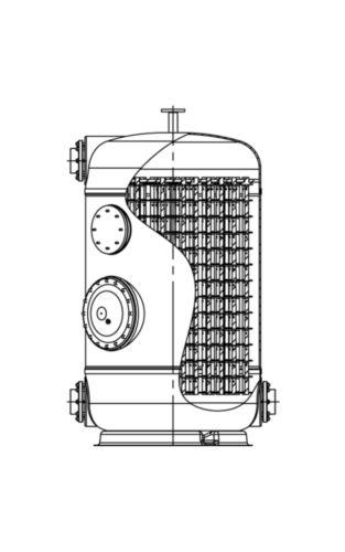Фильтр для коммерческих бассейнов диатомовый Filtrex 90-696 м³/ч