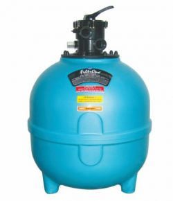 Фильтр песочный для бассейнов Filtrone с верхним подключением
