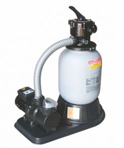 Фильтровальная установка для бассейнов Ikarus 3,5-10 м³/ч верхнее подключение