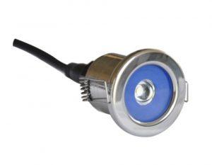 Прожектор подводный Inox Micro из нержавеющей стали для бетонного бассейна