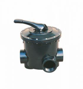 Многопортовой клапан боковое подключение