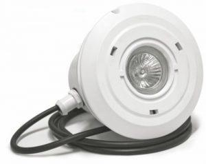 Прожектор подводный Mini 2008 с галогенной или LED лампой для бетонных бассейнов