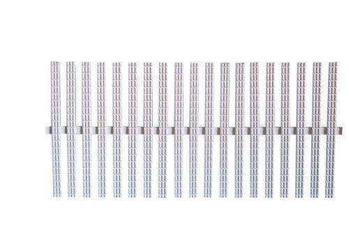 Переливная решетка Monoblock для бассейна модульная с одинарным соединением