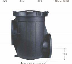Префильтр из стеклопластика FRP для насосов (013331)