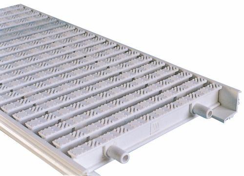 Профиль монтажный для укладки переливной решетки