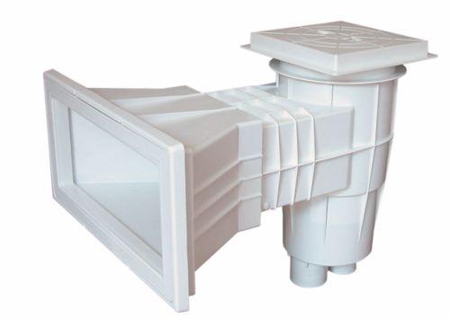Скиммер Lux для бетонных бассейнов (широкий)