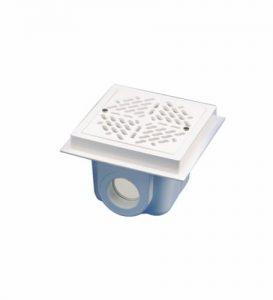 Донный слив для бетонных бассейнов (под бетон)