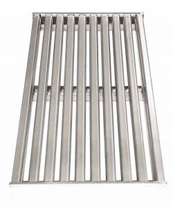 Переливная решетка из нержавеющей стали (узор - точечный)