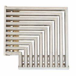 Угол для переливных решеток из нержавеющей стали