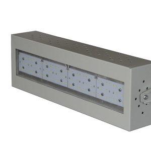 Светодиодный светильник LGE-DSK-120W для уличного освещения