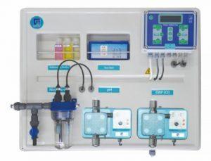 Автоматический регулятор pH, Cl, ОВП
