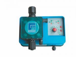 Дозирующий насос для бассейна мембранный