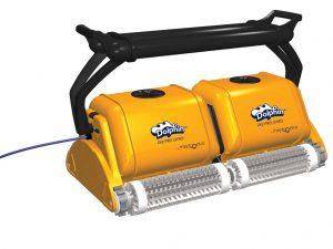 Автоматические очистители для бассейнов Dolphin 2 X 2 Pro Gyro