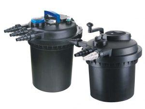 Био-фильтры для прудов - с УФ-C системой