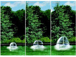 Сопла Водяной колокол